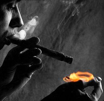 L'allumette et le cigare ... dans Amour (119) allumercigare