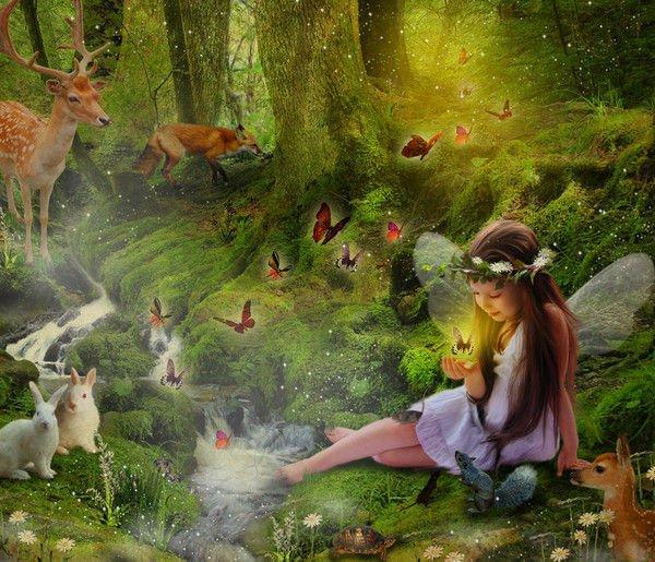 Etre un enfant, c'est croire à ... dans regards d enfants (53) 45861389