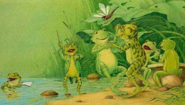 C'est la fête à la grenouille ... dans Généralités & Divers (152) Bernhard-Oberdiek4