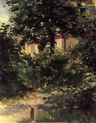 edouard-manet-une-allee-du-jardin-de-rueil