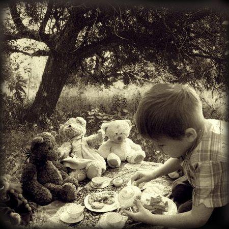 La dînette ... dans Poésies, Fables, contes, ... (171) 74871065_p