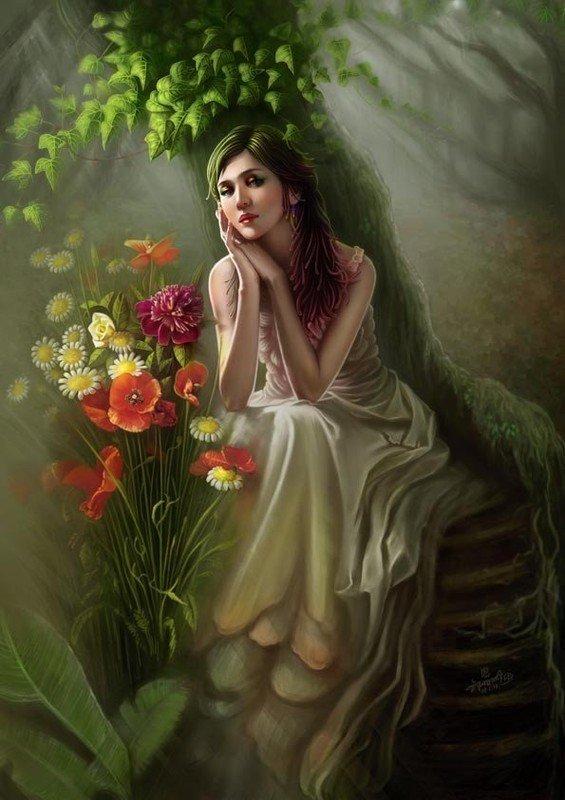 La femme la plus compliquée ... dans Citations, proverbes... 99d0d7e8