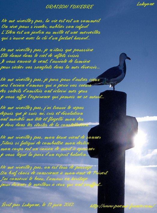 Pour ceux qui nous quittent un jour...  dans Poésies, Fables, contes, ... (171) 145848-290