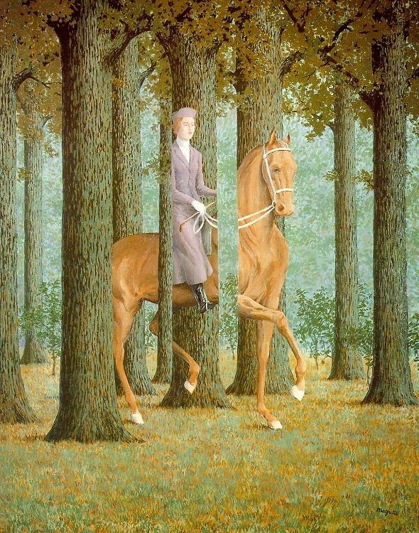 La perception ... dans Art et Peintures (64) rene-magritte