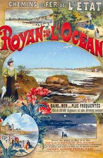 Vielles affiches - Plages de Royan ... dans Vieilles affiches rdvfk70t