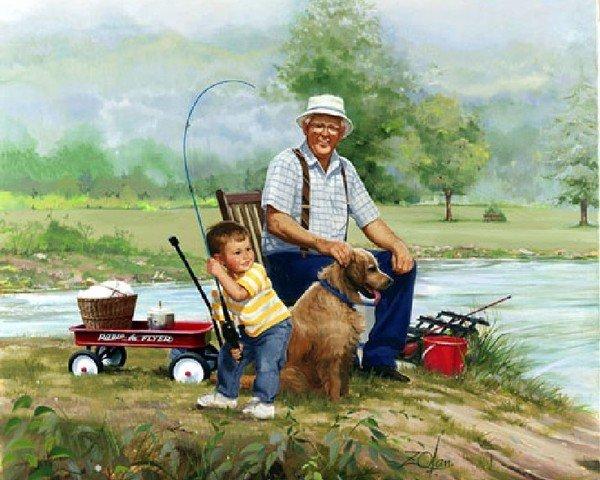 L'art d'être grand-père ... dans Citations, proverbes... 0ac477ba