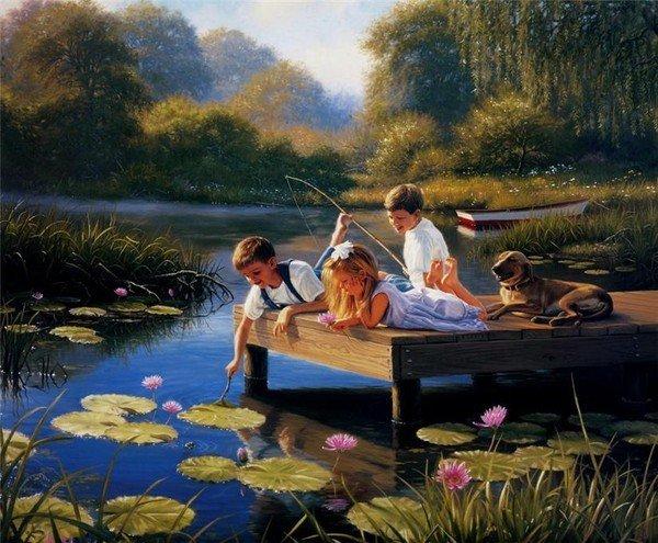 Le vrai bonheur est dans... dans Citations, proverbes... effc7599