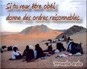 Proverbe tunisien en arabe phonetique