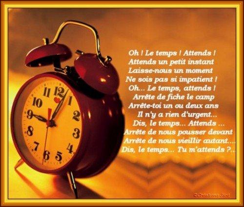 Oh ! Le temps ! dans Le Temps (89) 1377156483