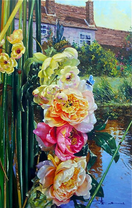 Beaux tableaux de Robert Hagan dans Art et Peintures (64) f037c5a5