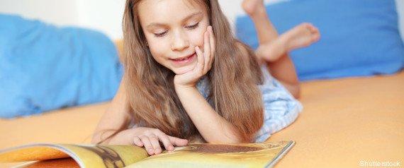 Lire par plaisir est bon pour la scolarité de l'enfant ... dans Lecture, écriture (57) r-reading-children-large570