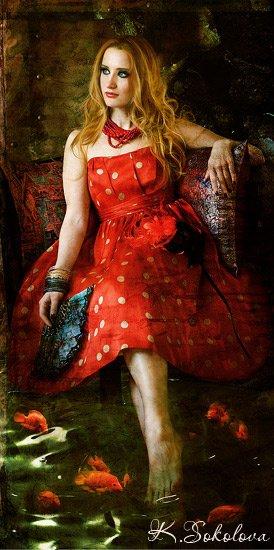 Belles femmes ukrainiennes atari