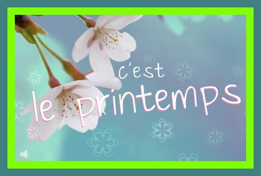 c'estleprintemps